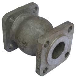 Клапаны стальные 19нж63бк обратные